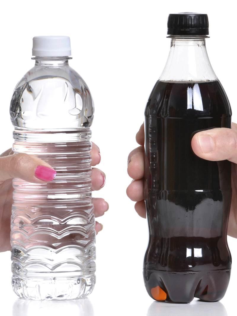 Apa sau bauturile dietetice?