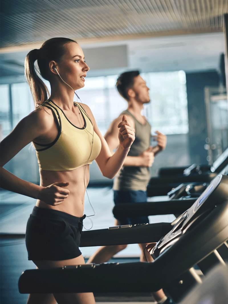 Cum sa alergi pe banda cat mai eficient?