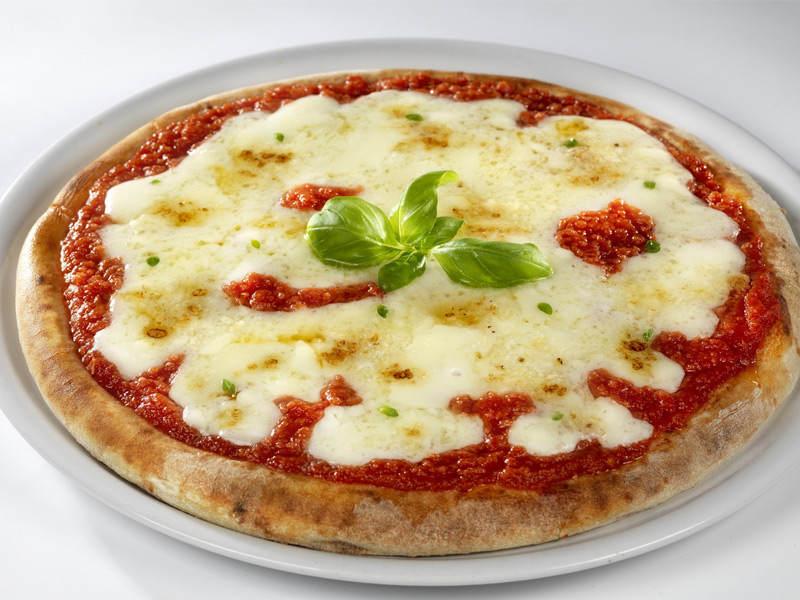 Pizza delicioasa de numai 250 de calorii