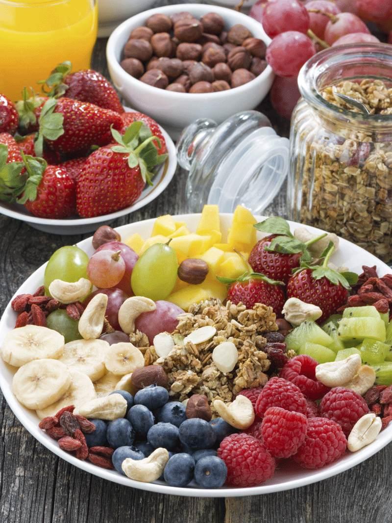 Cum arata un mic dejun de dieta?