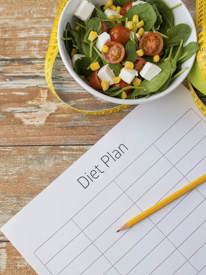 Schimba-ti dieta in numai 20 de zile