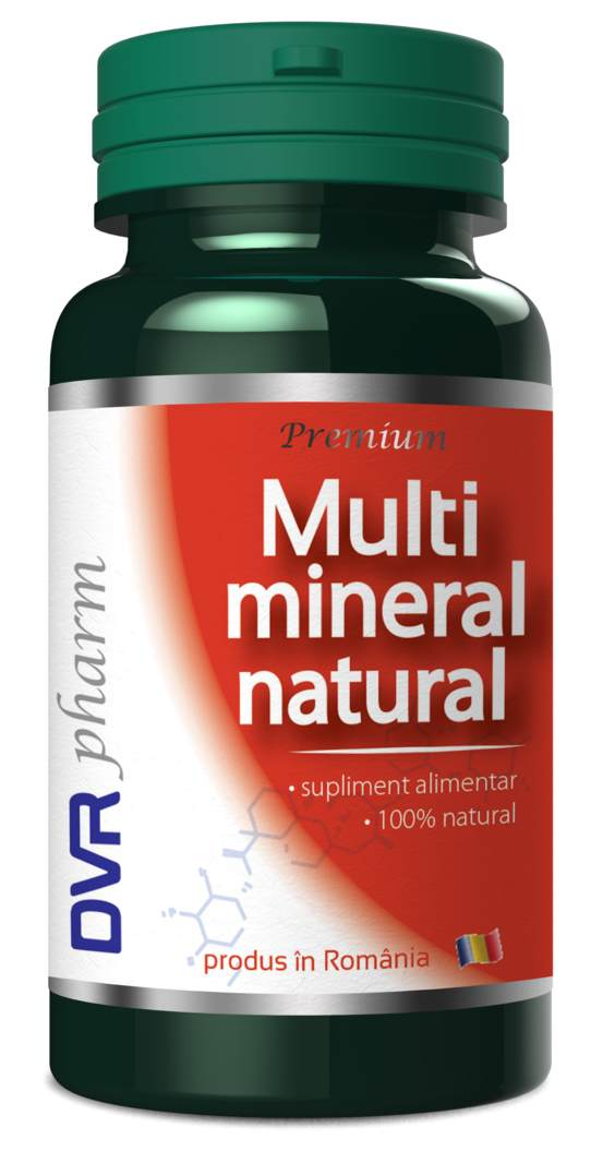 Multimineral natural