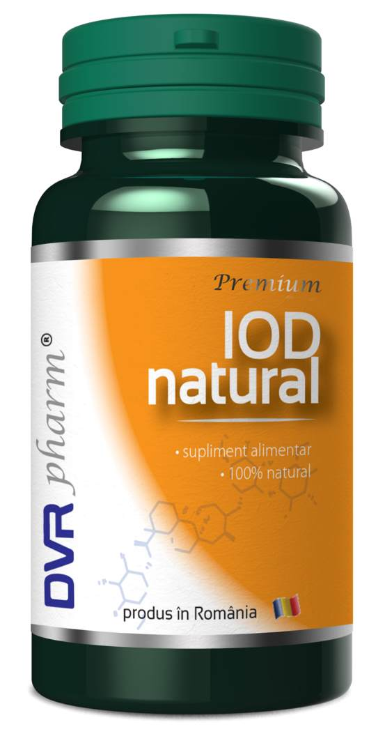 Iod  Natural