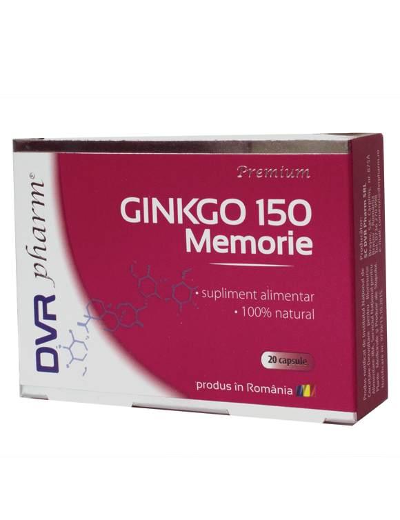 Ginkgo 150  Memorie