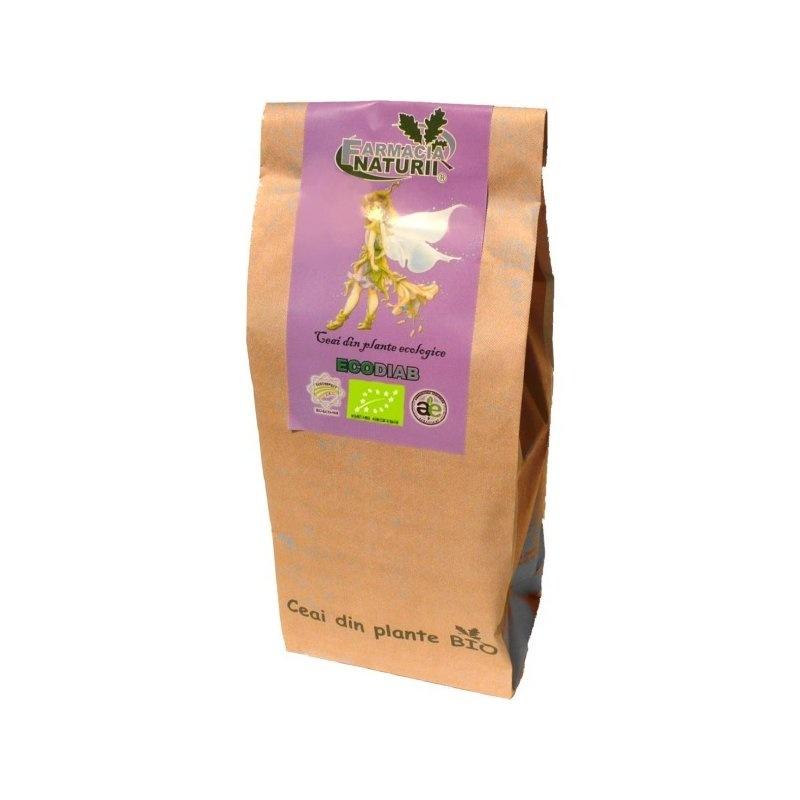 Ceai Ecodiab bio 50g