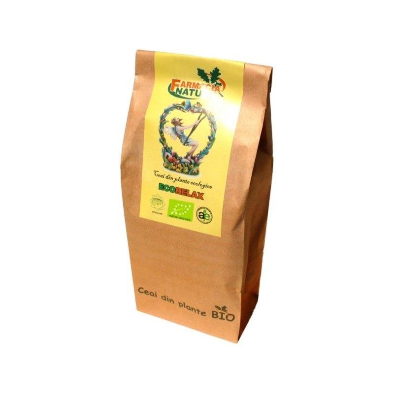 Ceai Ecorelax bio 50g