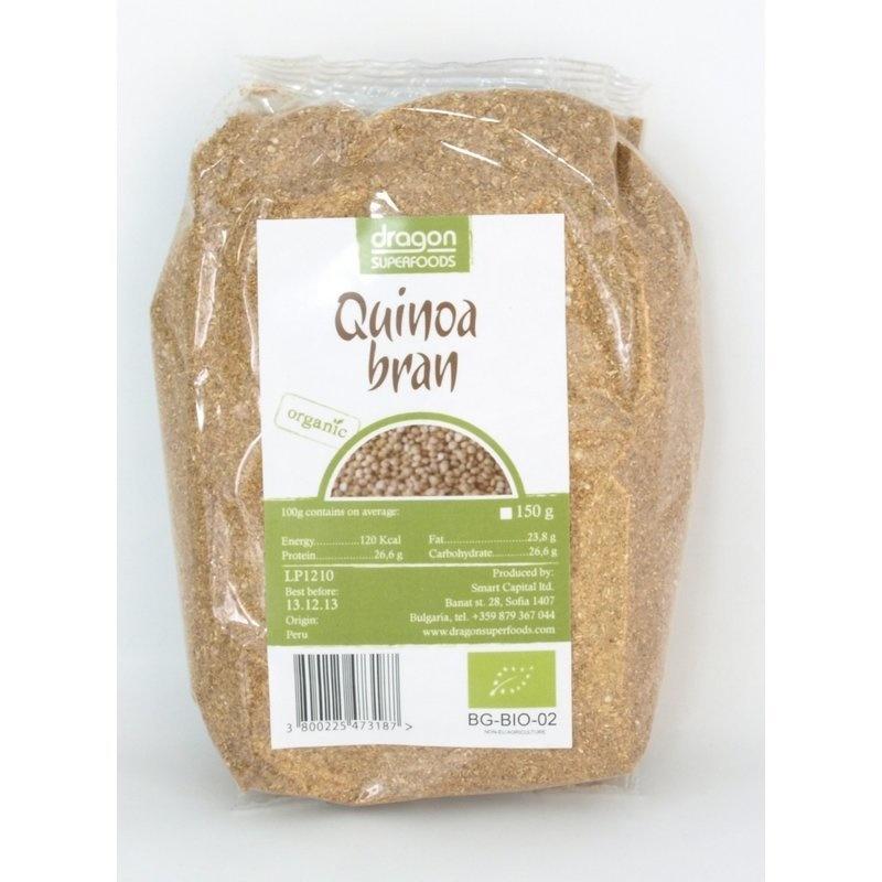 Tarate de quinoa bio 150g