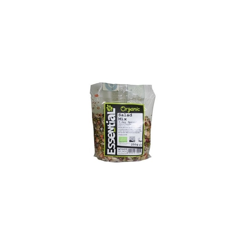 Mix seminte pt. germinare in 3 zile bio 250g Essential