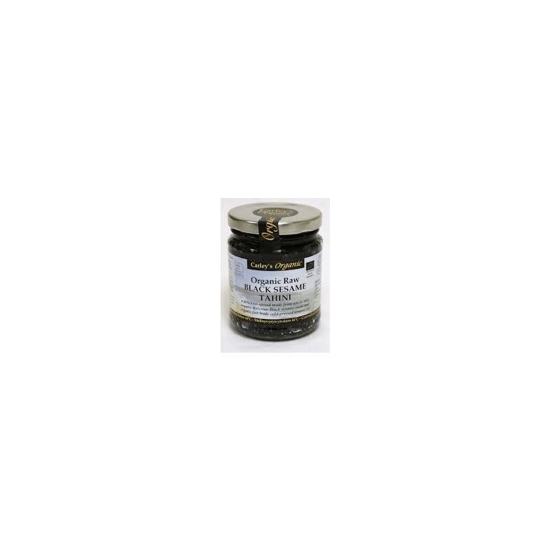 Pasta de tahini din susan negru bio 250g Carley's