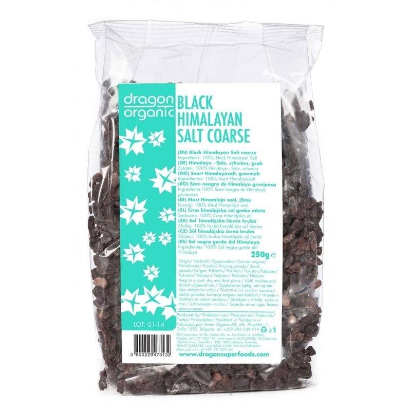 Sare neagra de Himalaya grunjoasa 250 g DS