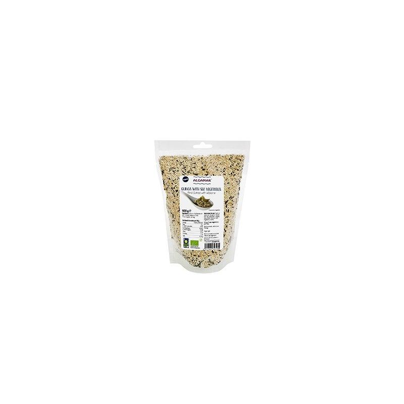 Quinoa cu alge marine bio 500g