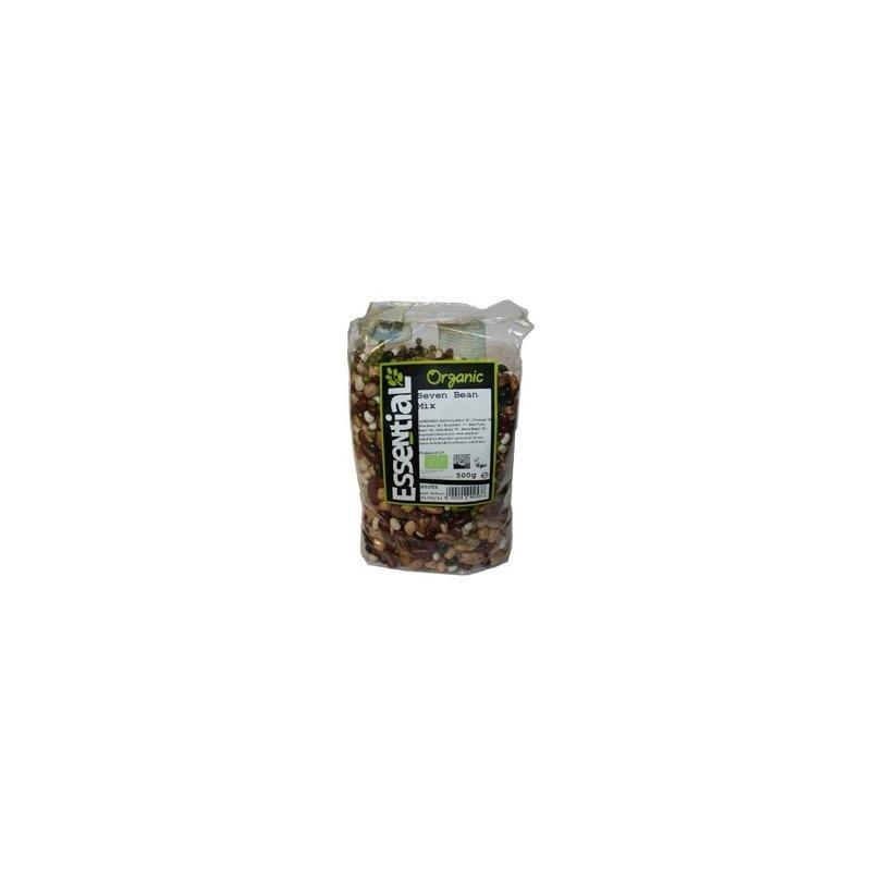 Mix din 7 boabe bio 500g Essential