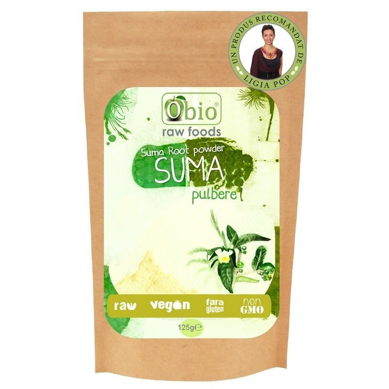 Suma root pulbere 125g