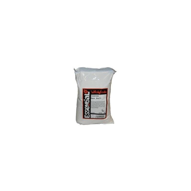 Sare de mare grunjoasa 500g Essential