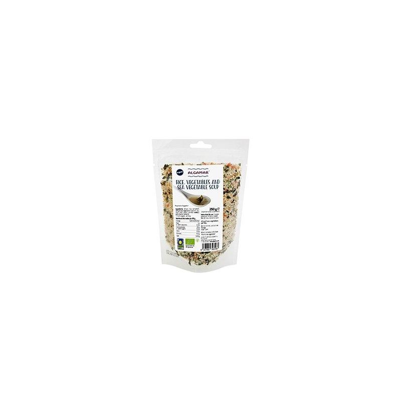 Supa cu gris din orez si alge marine bio 250g