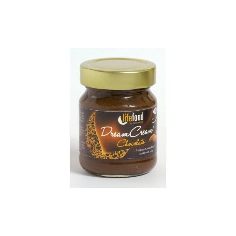 Crema raw Dream Cream cu ciocolata bio 150g Lifefood