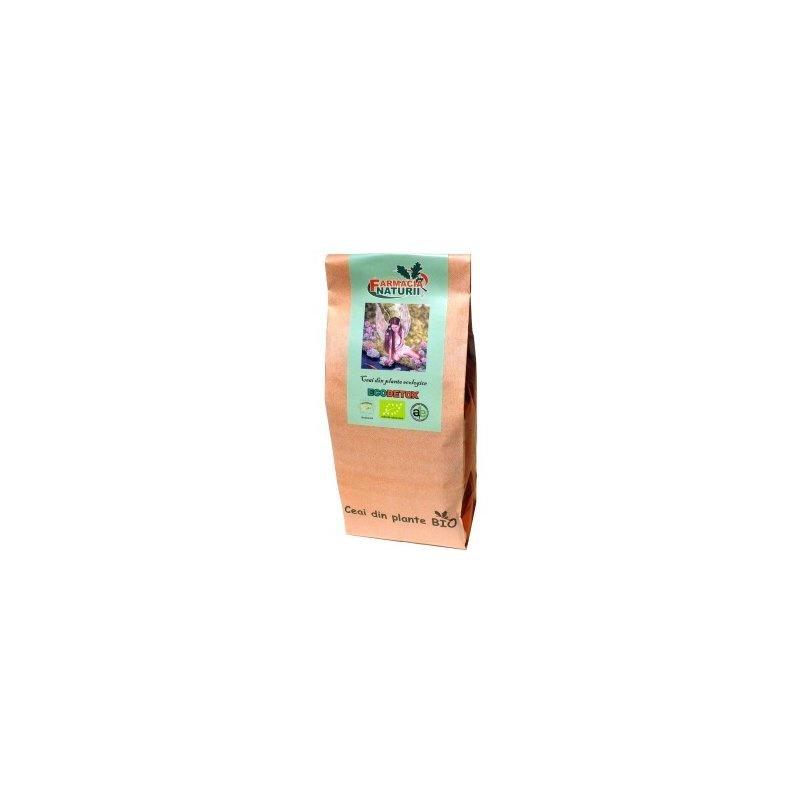 Ceai detoxifiere ECODETOX bio 50g