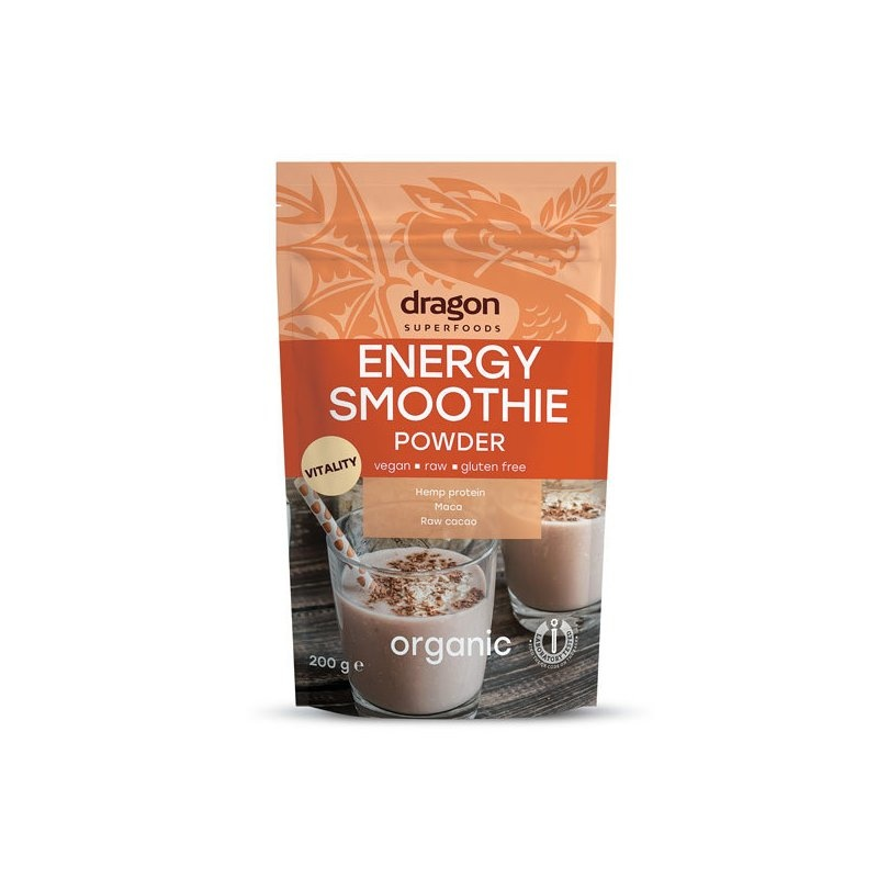 Energy mix pulbere raw bio 200g DS