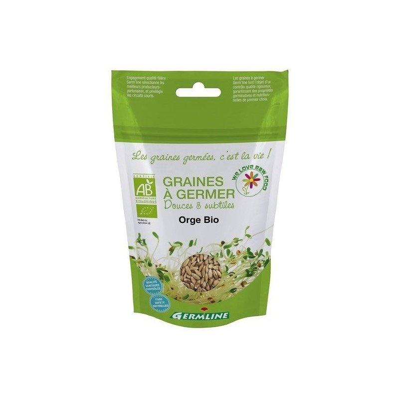 Orz boabe pentru germinat bio 200g