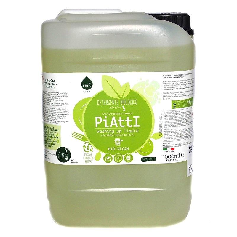 Detergent ecologic vrac pentru spalat vase 5L Biolu