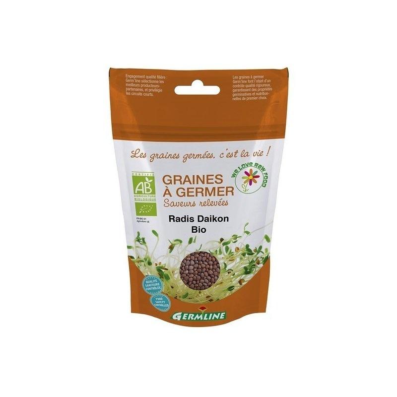 Ridiche alba pentru germinat bio 100g