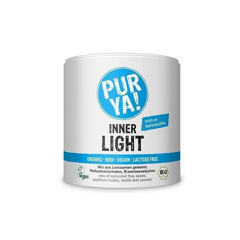 Mix detoxifiant - Inner Light - pudra raw bio 180g