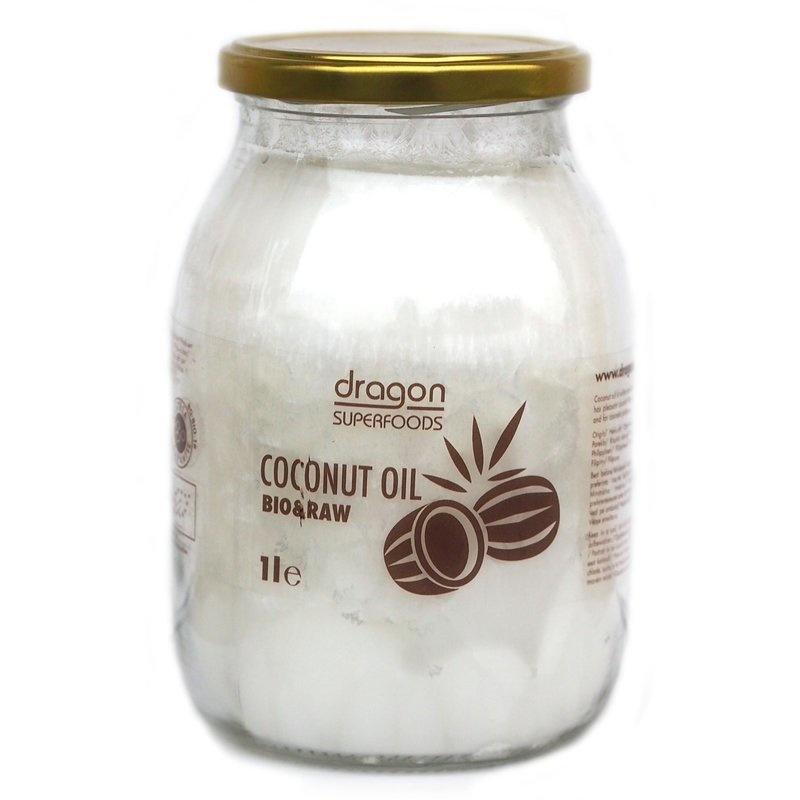 Ulei de cocos virgin bio 1 litru DS