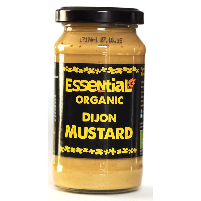 Mustar Dijon bio 200ml Essential
