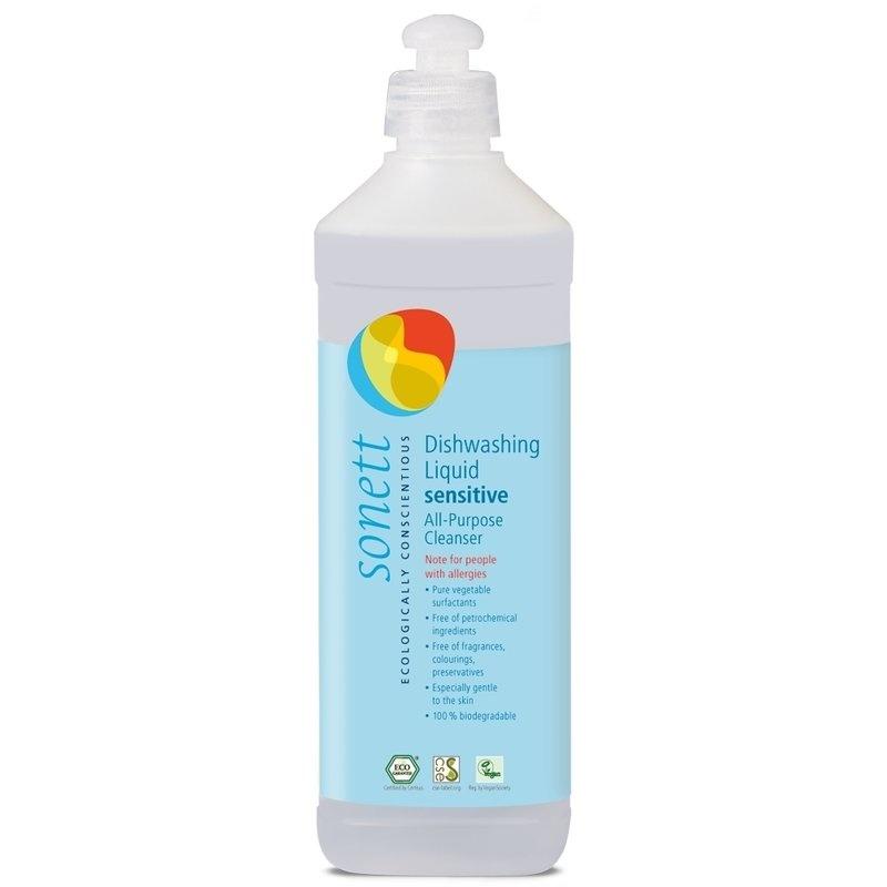 Detergent ecologic universal SENSITIVE Sonett 500ml
