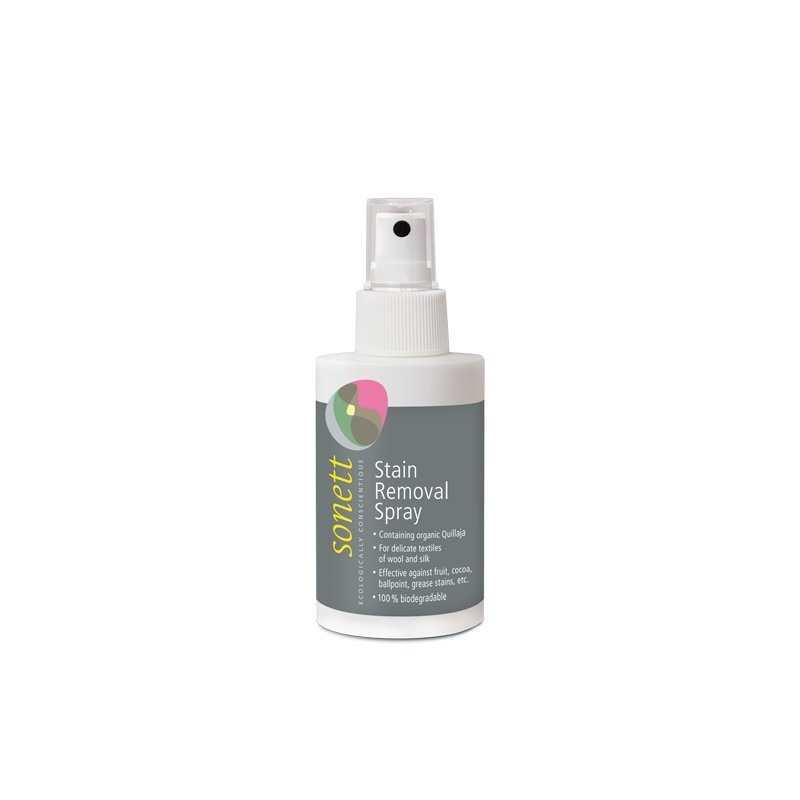 Spray ecologic pentru scos pete 100ml Sonett