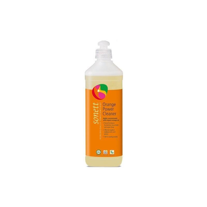 Detergent ecologic universal concentrat cu ulei de portocale 500ml Sonett