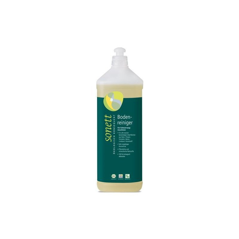 Detergent ecologic pt. masini de spalat pardoseli 1L Sonett