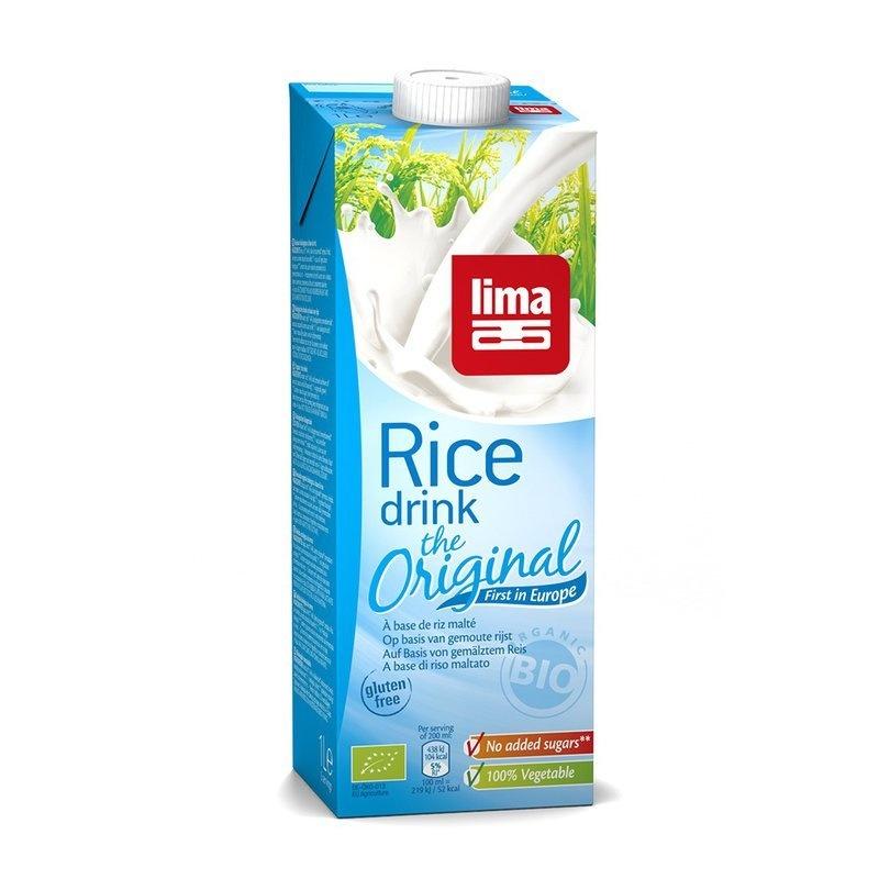 Lapte de orez Original bio 1L Lima PROMO