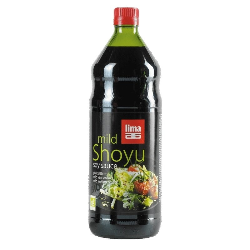 Sos de soia Shoyu bio 145ml