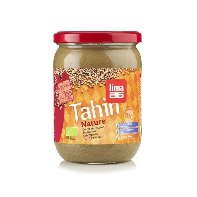 Tahini din susan integral bio 500g Lima