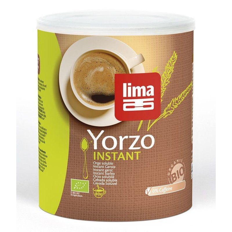 Cafea din orz Yorzo Instant 125g Lima