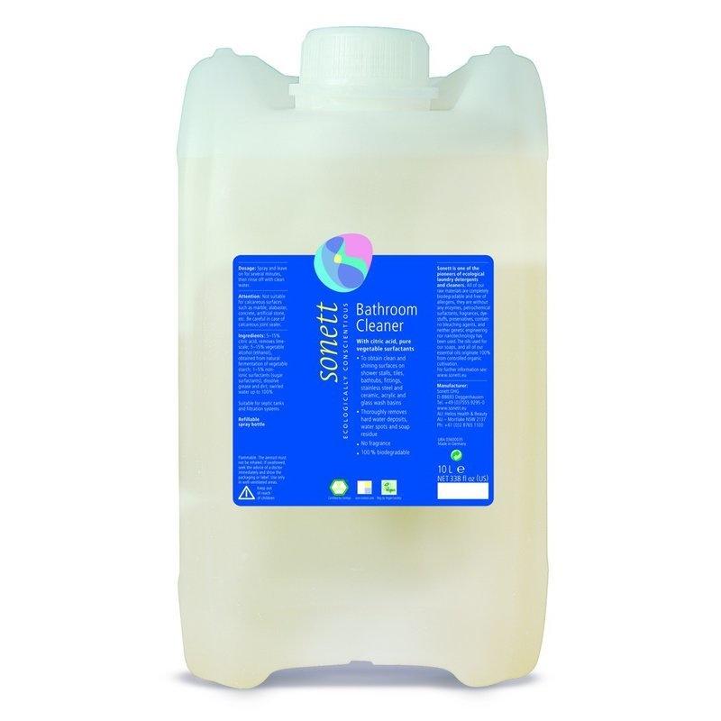 Detergent ecologic pentru baie 10L Sonett