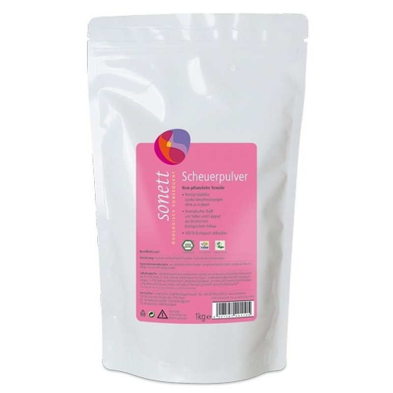 Praf de curatat ecologic 1kg Sonett