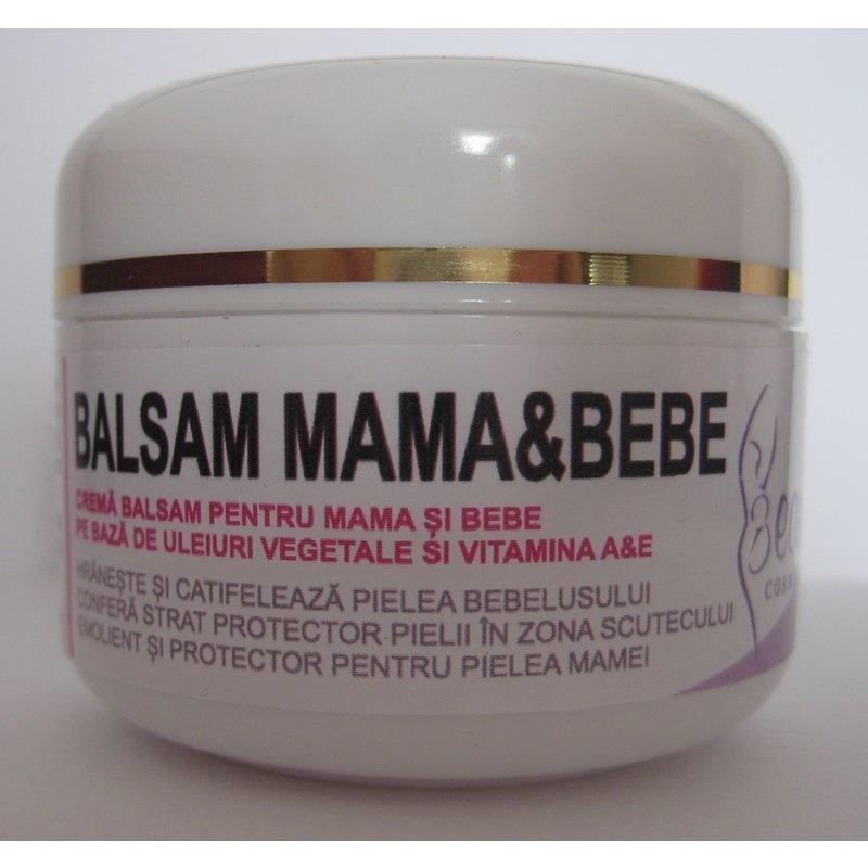 Balsam pentru mama și bebe