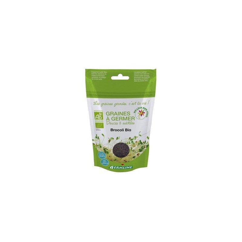 Seminte de broccoli pt. germinat bio 150g Germline