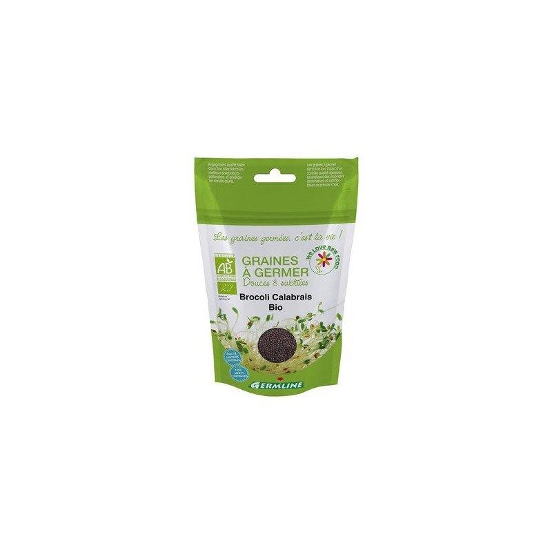 Seminte de broccoli calabrese pt. germinat 100g Germline