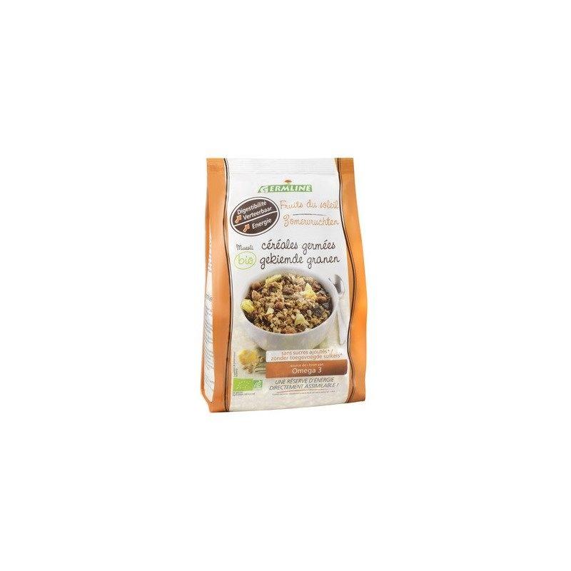 Musli din cereale germinate Fruits of the Sun bio 350g Germline