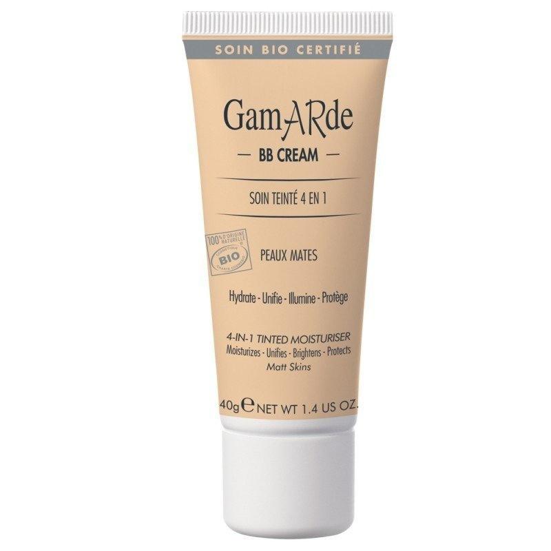 BB cream ten inchis Gamarde bio 40ml