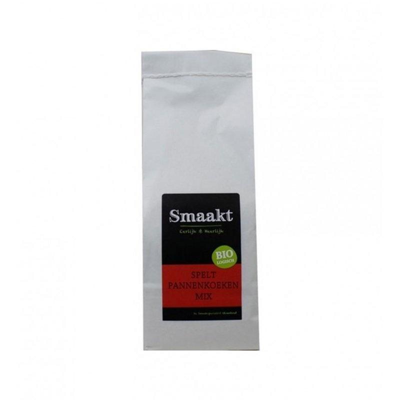 Mix din spelta pentru clatite bio 400g SMAAKT