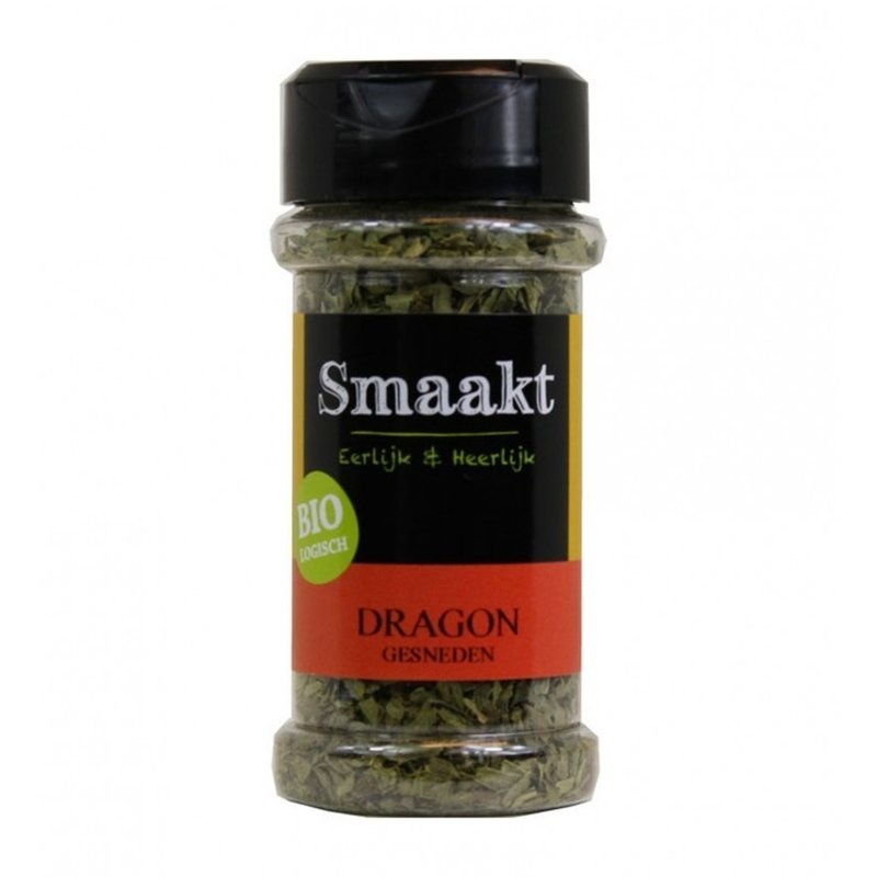 Tarhon condiment cu dispenser bio 12g SMAAKT