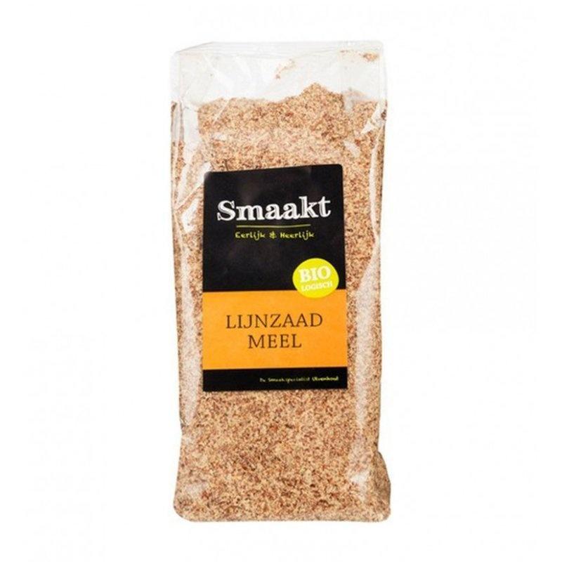 Faina din seminte de in bio 400g SMAAKT