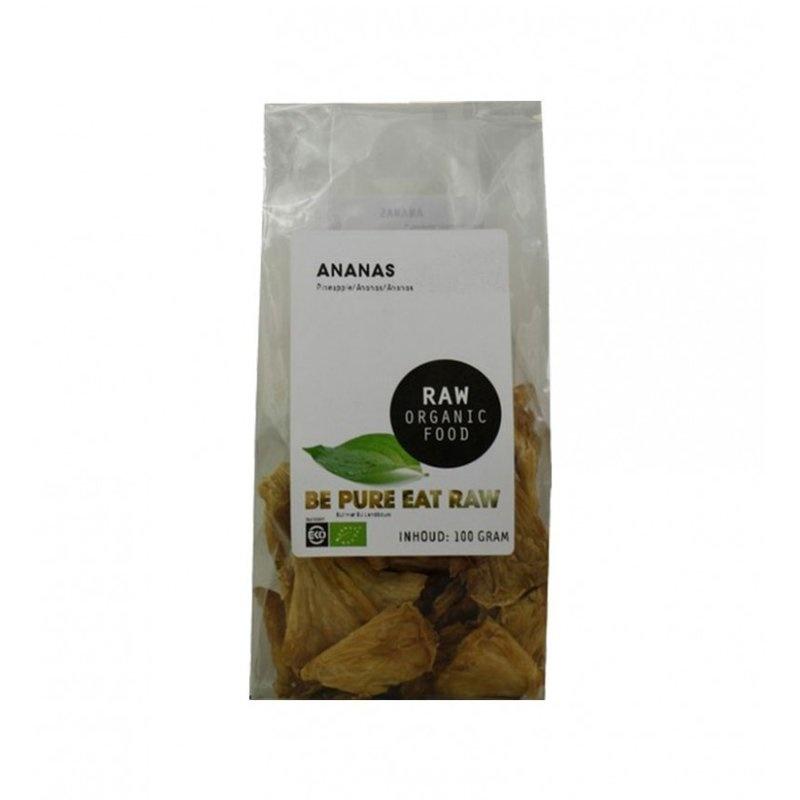 Ananas raw bio 100g ROF