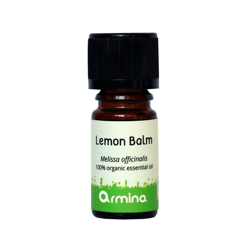 Ulei esential de melisa - roinita (melissa officinalis) pur bio 2ml ARMINA
