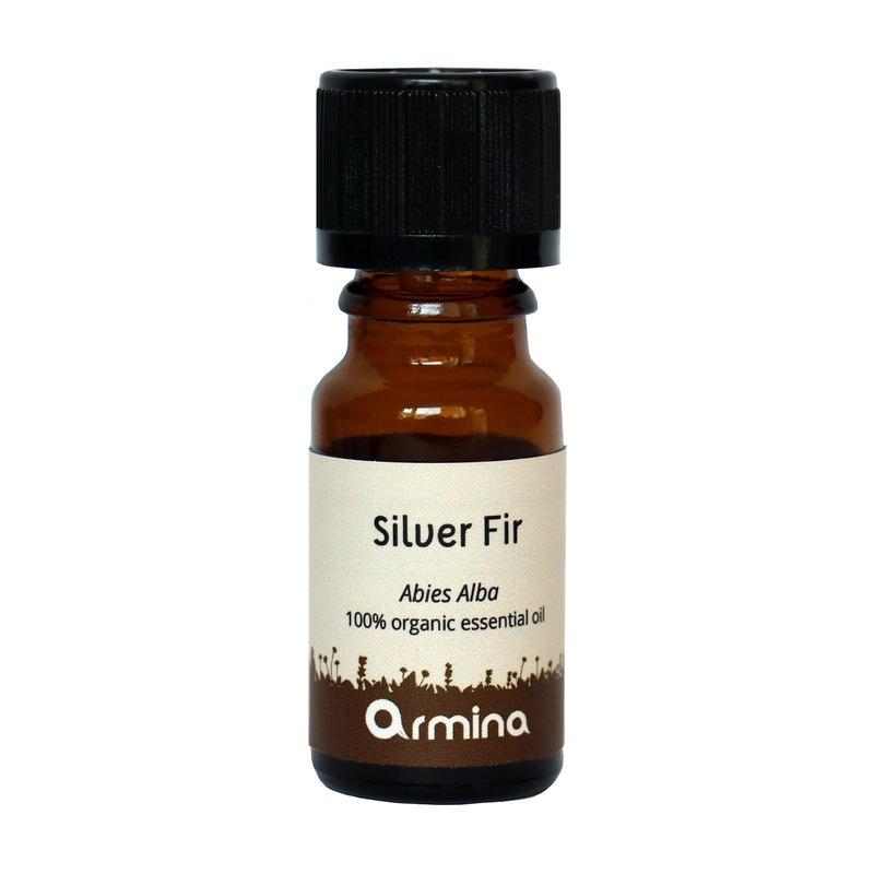 Ulei esential de brad argintiu (abies alba) pur bio 10ml ARMINA