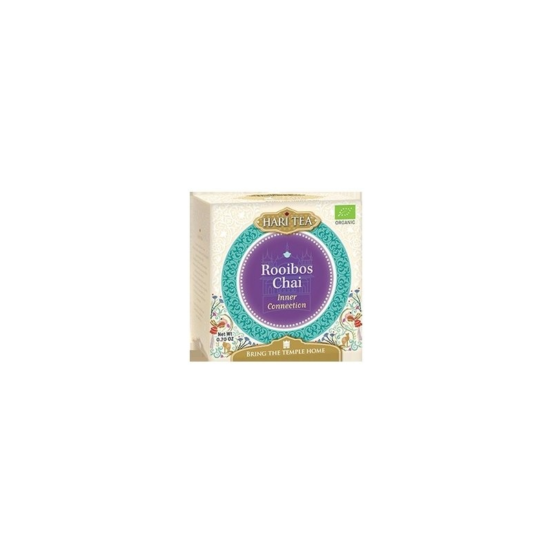 Ceai premium Hari Tea - Inner Connection - rooibos chai bio 10dz